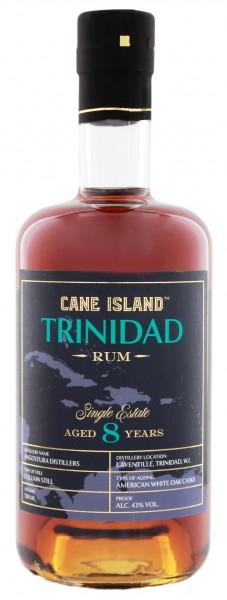 Cane Island Trinidad 8YO Single Estate Rum 0,7 Liter 43%