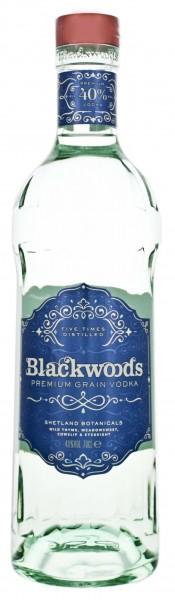 Blackwood`s Vodka 0,7 Liter 40%