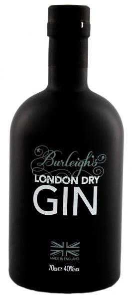 Burleigh's London Dry Gin 0,7 Liter 40%