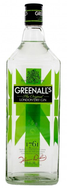 Greenall's Original London Dry - England 1L