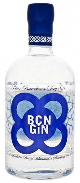 BCN Prior Barcelona Dry Gin 0,7 Liter 40%