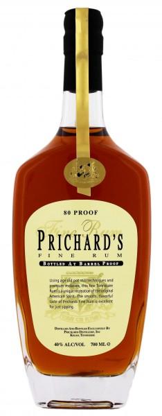Prichard's Fine Rum 0,7 Liter 40%