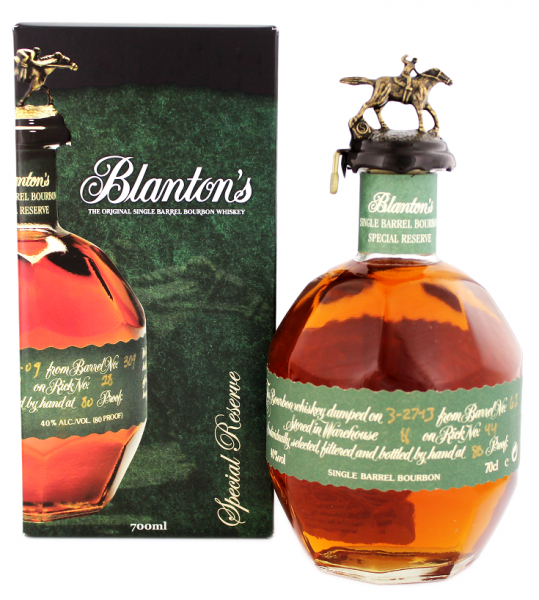 Blanton's Whiskey Special Reserve 0,7 Liter