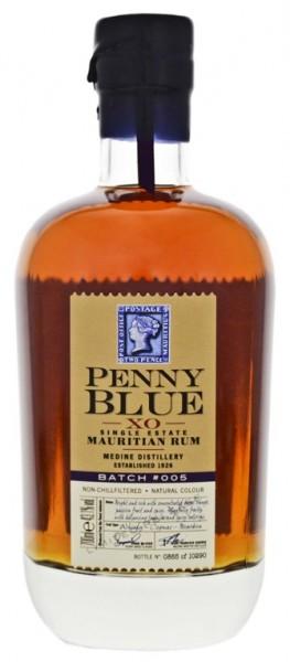 Penny Blue XO Mauritian Rum (Batch #005) 0,7 Liter 43,1%