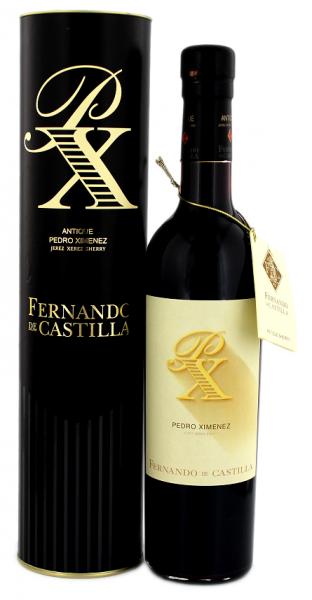 Fernando de Castilla Sherry Antique Pedro Ximenez 0,5 Liter 15%