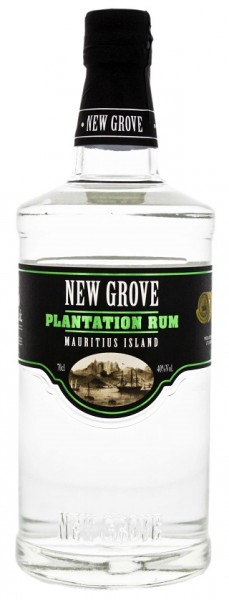 New Grove Plantation Rum 0,7 Liter 40%