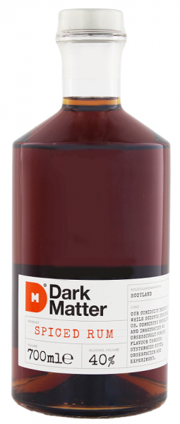 Dark Matter Spiced 0,7 Liter