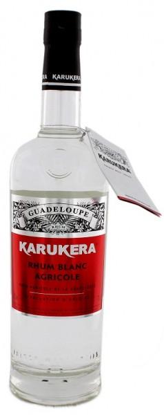 Karukera Blanc Agricole Rhum 0,7 Liter 50%