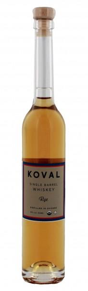 Koval Rye Whiskey Single Barrel 0,1L
