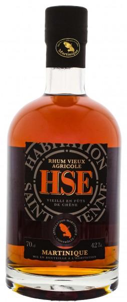 HSE Vieux VS Agricole Rhum 0,7 Liter 42%