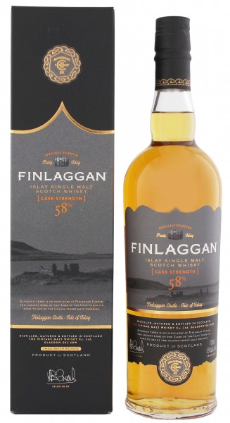 Finlaggan Old Reserve Cask Strength Whisky 0,7 Liter 58%