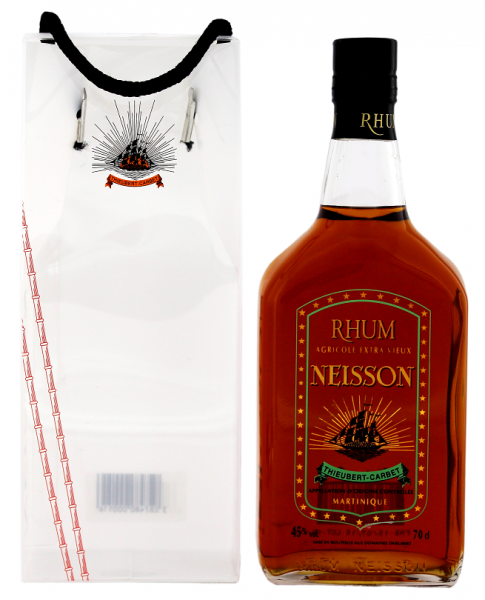 Neisson Extra Vieux Agricole Rhum 0,7 Liter 45%