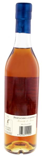 Fernando de Castilla Brandy Solera Gran Reserva Allier 0,5 Liter 39,7%
