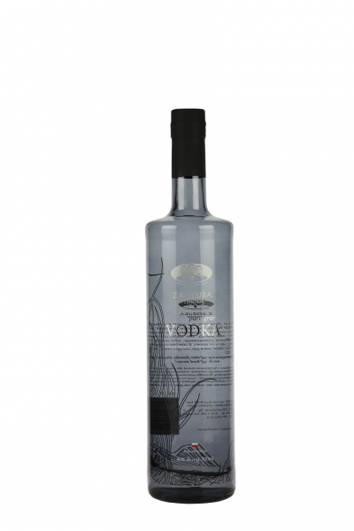 Z.Kozuba i Synowie pur Grain Vodka 0,7 Liter 40%