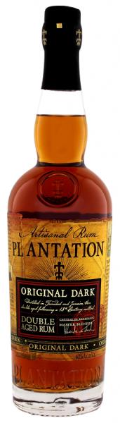 Plantation Original Dark - Trinidad & Jamaica 0,7 Liter