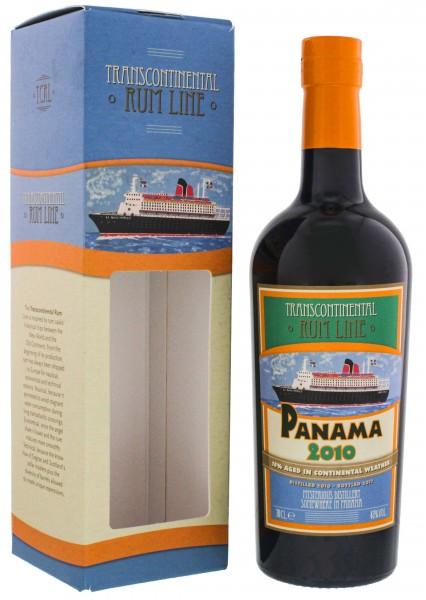 Transcontinental Rum Line Panama 2010/2017 0,7 Liter 43%