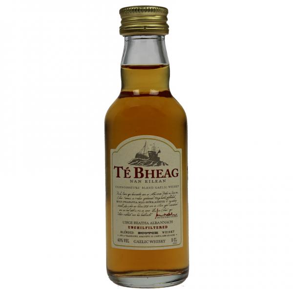 Té Bheag Blended Whisky 0,05 Liter 40%