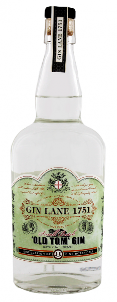 Gin Lane 1751 Old Tom Gin 0,7 Liter 40%