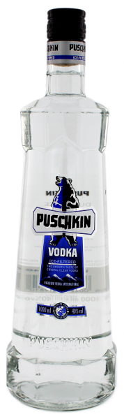 Puschkin 1 Liter 40%