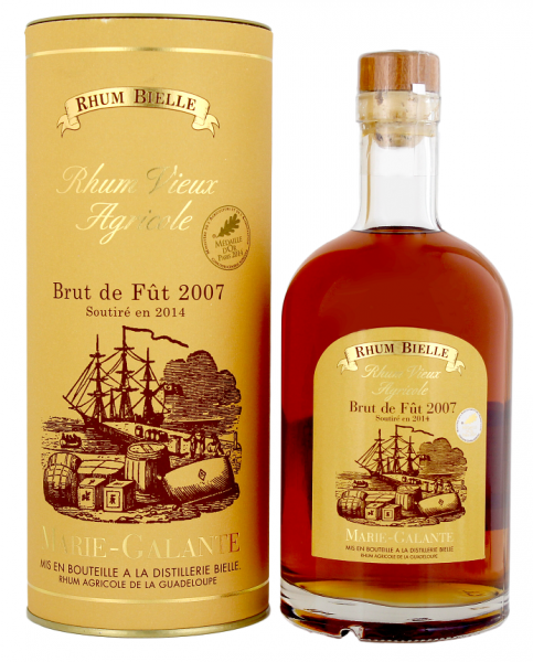 Bielle Vieux Brut de Fût 2007/2014 0,7 Liter 57,3%