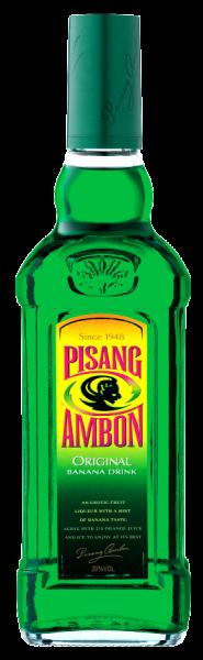 Pisang Ambon 1 Liter 20%