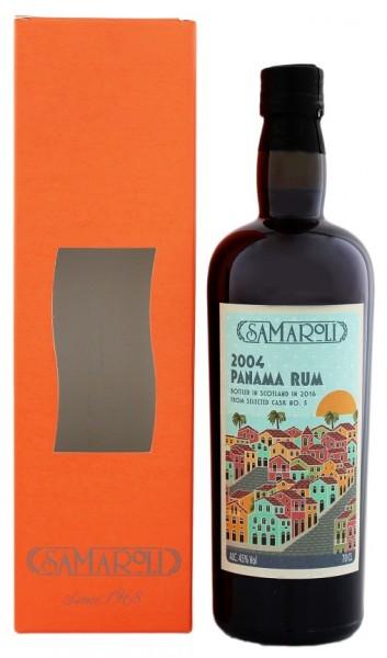 Samaroli Panama Rum 2004/2016 0,7 Liter 45%