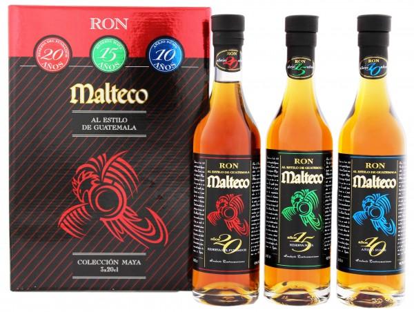 Malteco Triple Pack 3 x 0,2 Liter 41%