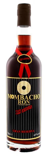 Mombacho 15YO Gran Reserva 0,7 Liter 43%