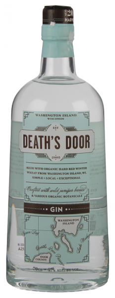 Death's Door Gin 0,7 Liter
