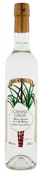 Bielle Canne Grise Agricole Rhum 0,5 Liter 59%