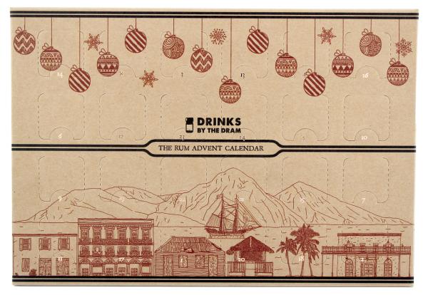 Rum Adventskalender 0,72 Liter 41,9%
