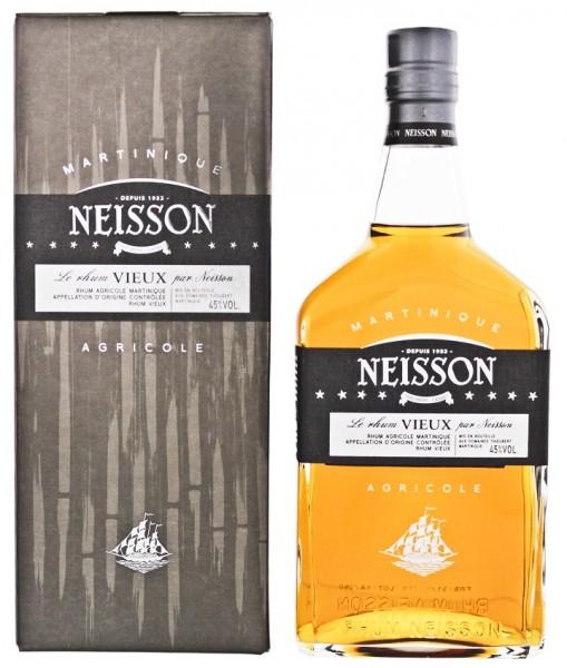 Neisson Le Rhum Vieux par Neisson Agricole Rhum 0,7 Liter 45%