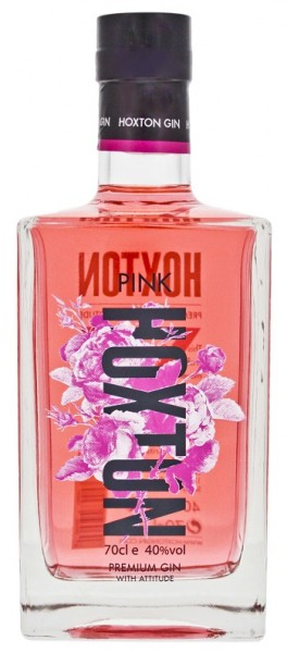 Hoxton Pink Gin 0,7 Liter 40%