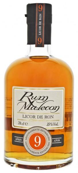 Malecon 9YO Licor de Ron 0,7 Liter 35%