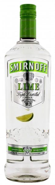 Smirnoff Lime Twist 1 Liter 37,5%