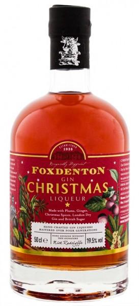 Foxdenton Christmas Likör 0,5 Liter 19,5%