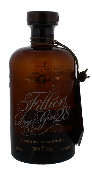 Filliers Dry Gin 28 0,5 Liter
