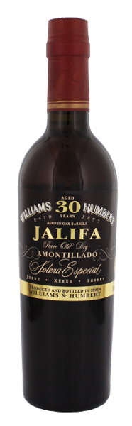 Williams & Humbert Jalifa Rare Old Amontillado 0,375 Liter 19,5%