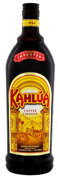 Kahlúa Coffee Liqueur 1 Liter 20%