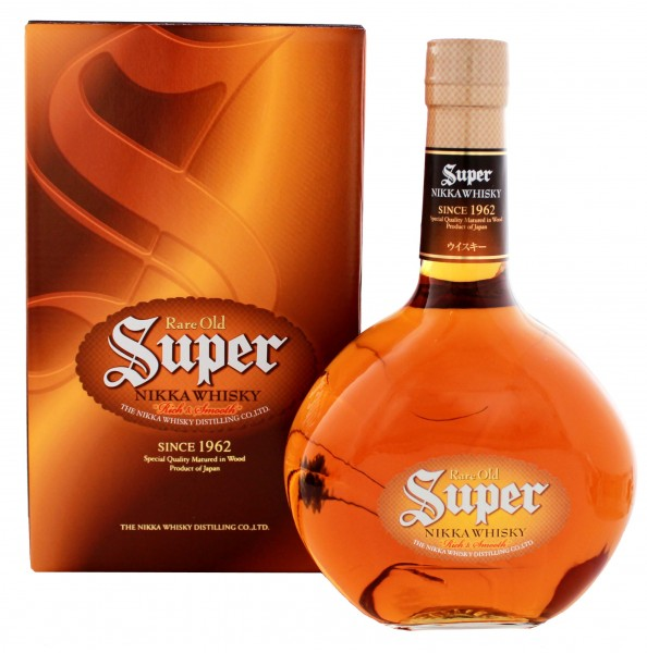 Nikka Rare Old Super 0,7L