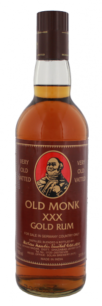 Old Monk XXX Gold 0,7 Liter