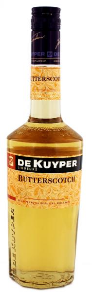De Kuyper Butterscotch Liqueur 0,7 Liter 15%