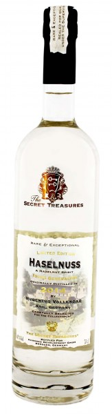 The Secret Treasure Haselnuss 2014 0,7 L