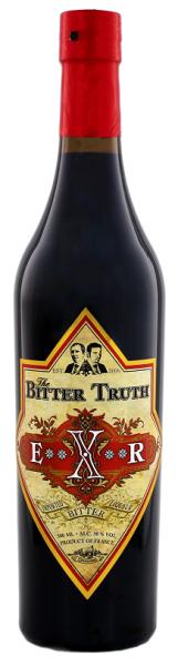 The Bitter Truth EXR Liqueur 0,5 Liter