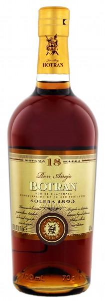 Botran Solera 1893 Gran Reserva rum 0,7 Liter