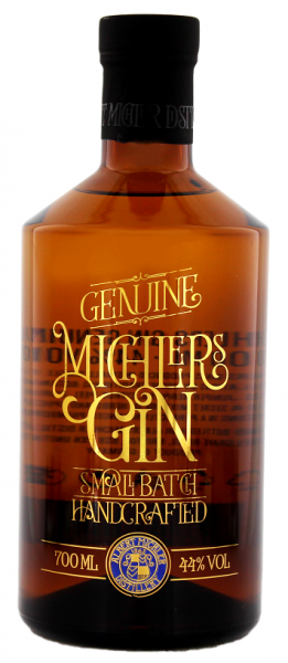 Michler's Genuine Gin 0,7 Liter