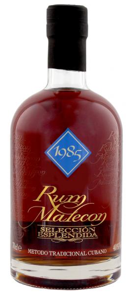 Malecon Esplendida 1985 Rum 0,7 Liter 40%