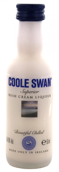 Coole Swan Irish Cream Liqueur 0,05 Liter