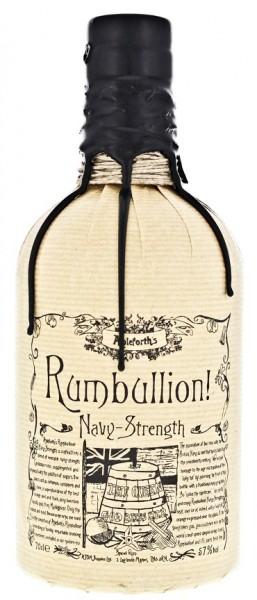 Ableforth´s Rumbullion Navy Strength 0,7 Liter 57%