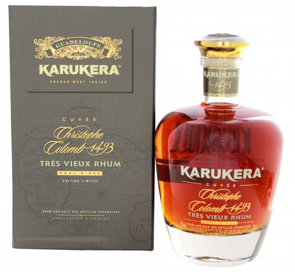 Karukera Cuvée Christophe Colomb 1493 0,7 Liter